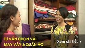 Cách chọn vải tại ThoiTrangThuy.com