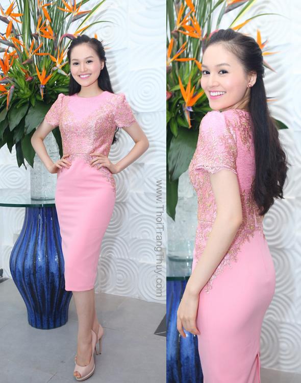 hye-tran-miss-ngoi-sao-2014-thanh-lich-voi-vay-but-chi-phoi-ren-hong-thoitrangthuy