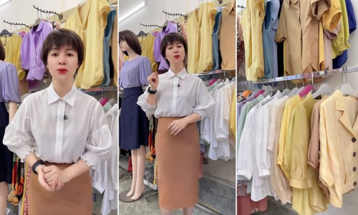cách chọn vải may áo sơ mi nữ thời trang thủy hải phòng